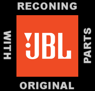 Now reconing JBL with original parts